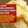 Gıda reklamlarında müthiş uygulama başlıyor