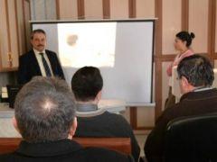Kulu'da çiftçilere organik tarımın önemi anlatıldı