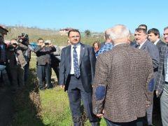 TBMM Mevsimlik Tarım İşçilerinin Sorunlarını Araştırma Komisyonu Ordu'da.