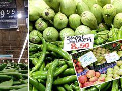 Meyve-sebze fiyatları cep yakıyor.