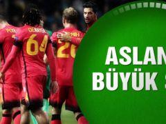 Galatasaray üç puana uzanamadı