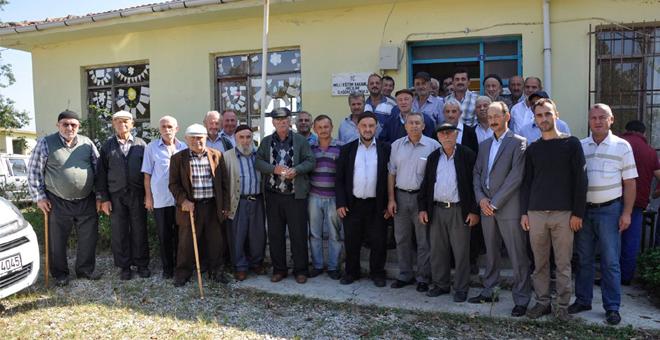 Sinop'ta Tarımsal Kalkınma Kooperatifi kuruldu