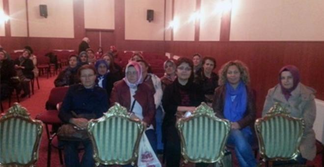 Girişimci kadın çiftçiler Beypazarı teknik gezisine katıldı
