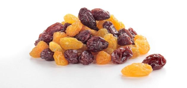 AB'nin kuru üzümdeki kalıntı limitini düşürmesi