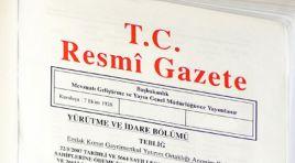 Bakan yardımcısı atamaları Resmi Gazete'de