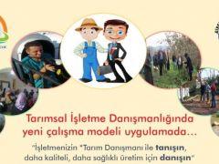 Tarımsal İşletme Danışmanlığında yeni çalışma modeli uygulamada