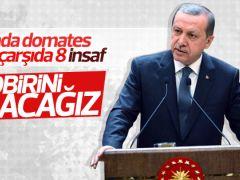 Cumhurbaşkanı Erdoğan, çiftçiyi uyardı!