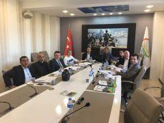 TANAP'a sunulmak üzere 6  tarımsal proje hazırlandı