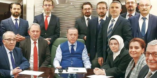 Erdoğan: 657 tepeden tırnağa değişmeli