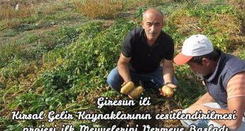 GİRKAP Projesi İlk Meyvelerini Vermeye Başladı