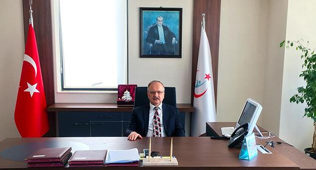 Personel Genel Müdürlüğüne Halil FİNCAN Getirildi
