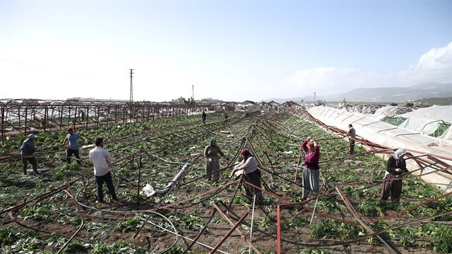 2017'de afetten etkilenen çiftçilerin borçları ertelenecek!