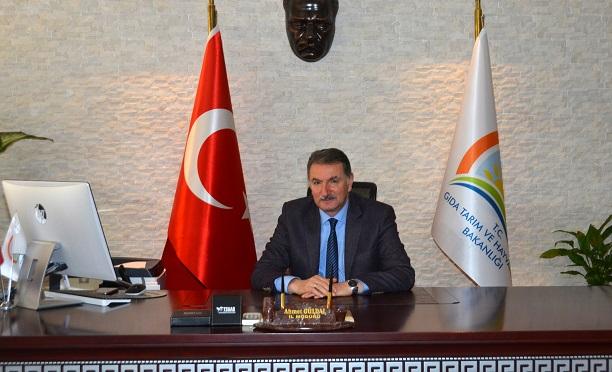 İzmir İl Müdürlüğünden Müsteşar Yardımcılığına