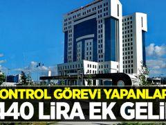 Tarım Bakanlığında 'kontrol görevi yapan' memura 440 lira ek gelir!