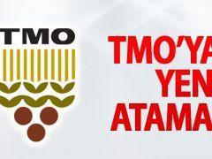 TMO'ya yeni atama