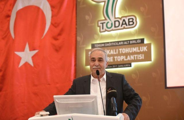 """Gıda, Tarım ve Hayvancılık Bakanı Ahmet Eşref Fakıbaba; """"Tohumda Yanlış Algılar Var"""""""