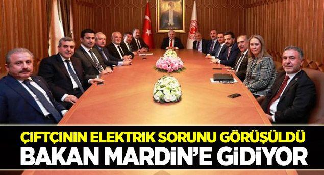 Çiftçinin tepkisi artınca Bakan Mardin'e gidecek!