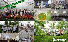 Giresun'da 'Lider Çocuk Tarım Kampı' Düzenlendi