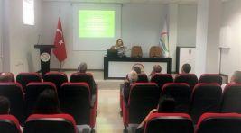 Örtüaltı Sebze Yetiştiriciliği Yapan Üreticilere Yönelik Eğitim Toplantısı Yapıldı