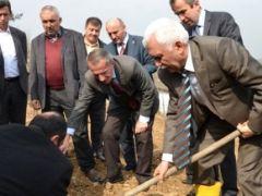 Karabük Tarım Müdürlüğü Fidan Dağıttı.