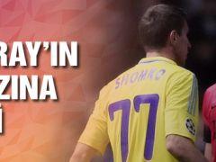 Kazakistan'da Podolski'ye tepki!