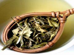 Beyaz çay yurt dışına