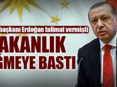 Erdoğan, meyve-sebze fiyatları için talimat verdi!