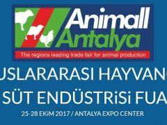 ANIMALL ANTALYA'NIN ANA TEMASI 'AKILLI TARIM ÜLKESİ TÜRKİYE' OLACAK!