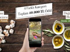 İzmir Ticaret Borsası'ndan ödüllü Instagram Yarışması
