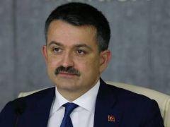 İstanbul'da şarbon şüphesi: Bakan Pakdemirli'den ilk açıklama
