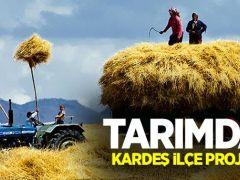 Antalya il Tarım Müdürlüğünden Gelin Kardeş Olalım Projesi