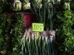 Aralık'ta en fazla yeşil soğanın fiyatı arttı