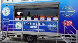 İstanbul ve Ankara'da tanzim satışları başladı