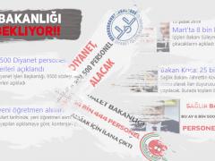 Binlerce Kişi Tarım Bakanlığı'ndan Atama Müjdesi Bekliyor