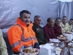 Bakan Pakdemirli'den bin 860 rakımda iftar