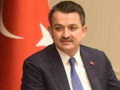 """Bakan Pakdemirli: """"Gönlüm (taklit ve tağşiş yapanlara) hapis cezasını ister"""""""